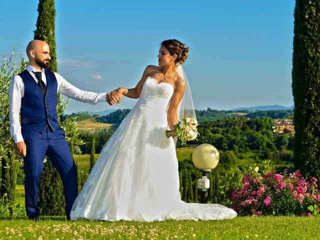 Il matrimonio di Federico e Viorica a Figline Valdarno, Firenze 104