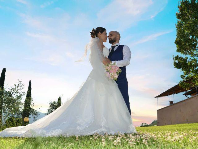 Il matrimonio di Federico e Viorica a Figline Valdarno, Firenze 105