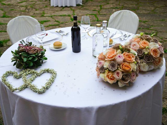 Il matrimonio di Federico e Viorica a Figline Valdarno, Firenze 112