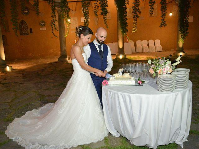 Il matrimonio di Federico e Viorica a Figline Valdarno, Firenze 128