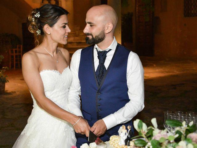 Il matrimonio di Federico e Viorica a Figline Valdarno, Firenze 129