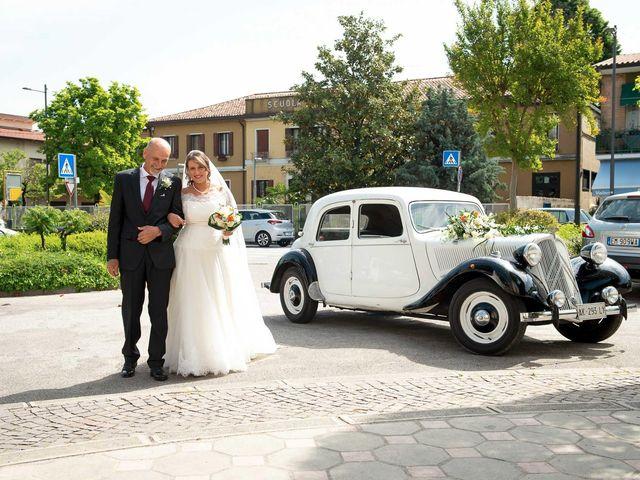 Il matrimonio di Marco e Sara a Vigodarzere, Padova 9