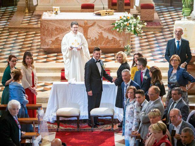 Il matrimonio di Marco e Sara a Vigodarzere, Padova 11