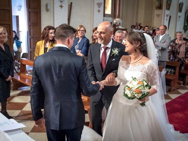 Il matrimonio di Marco e Sara a Vigodarzere, Padova 12