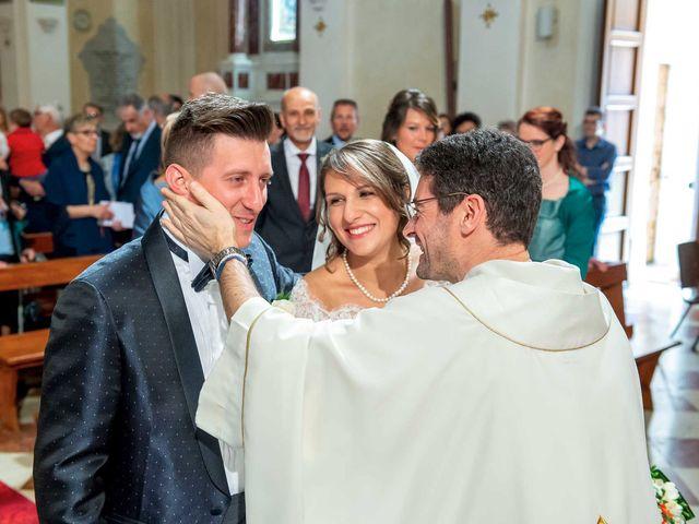 Il matrimonio di Marco e Sara a Vigodarzere, Padova 19