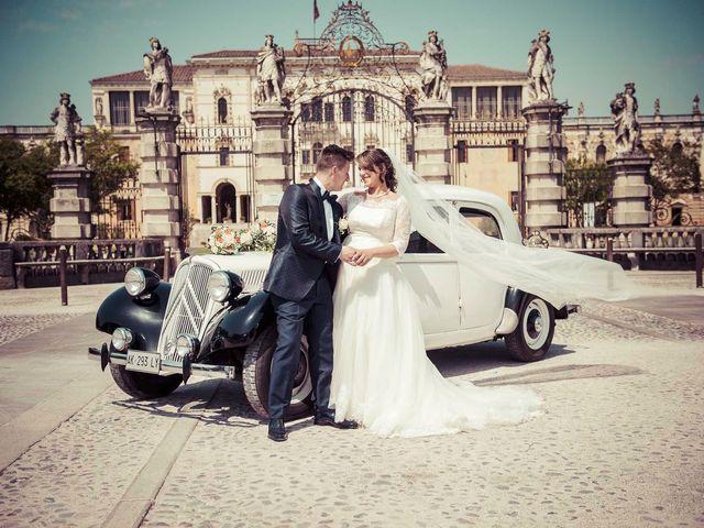 Il matrimonio di Marco e Sara a Vigodarzere, Padova 25