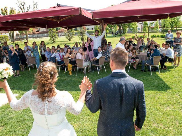 Il matrimonio di Marco e Sara a Vigodarzere, Padova 34