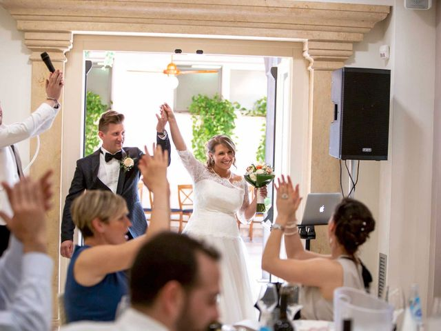 Il matrimonio di Marco e Sara a Vigodarzere, Padova 39