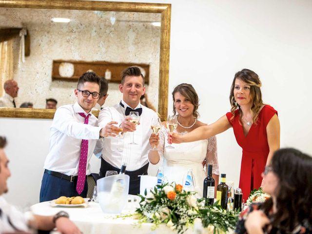 Il matrimonio di Marco e Sara a Vigodarzere, Padova 40