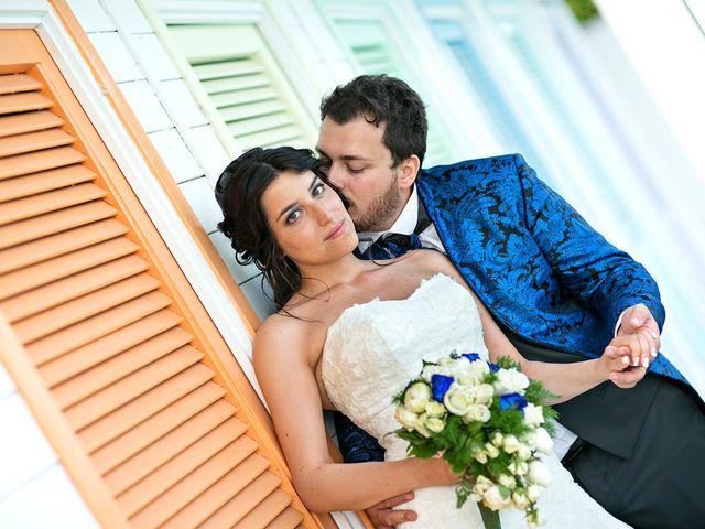 Le nozze di Elena e Emiliano