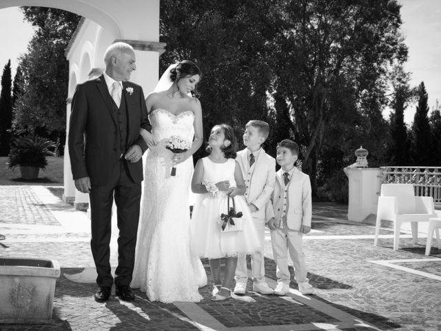 Matrimonio Bassano Romano : Il matrimonio di carlo e sara a bassano romano viterbo