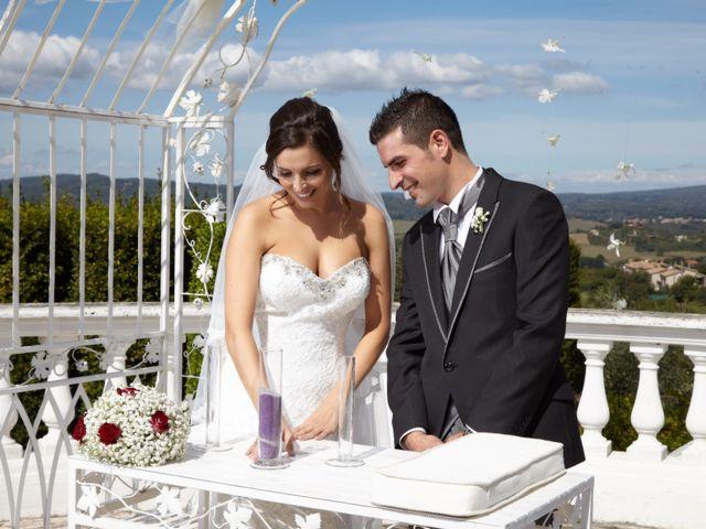 Location Matrimonio Bassano Romano : Reportage di nozze sara carlo casina poggio della rota
