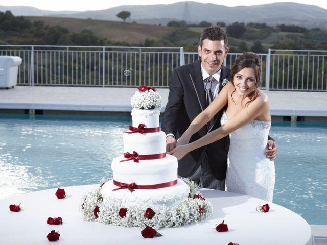Matrimonio Bassano Romano : Reportage di nozze sara carlo casina poggio della rota
