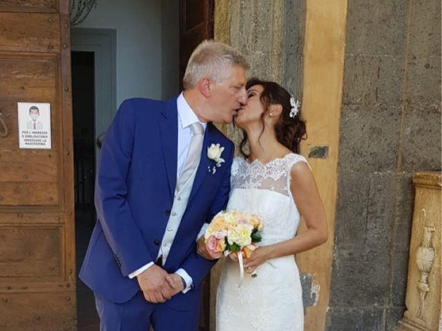 Il matrimonio di Stefano e Laura  a Nepi, Viterbo 4