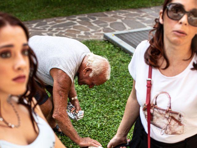 Il matrimonio di Francesco e Sofia a Cornaredo, Milano 10