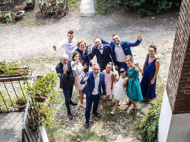 Il matrimonio di Francesco e Sofia a Cornaredo, Milano 36