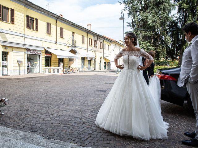 Il matrimonio di Francesco e Sofia a Cornaredo, Milano 57