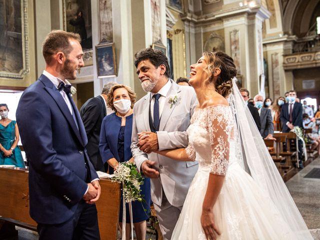 Il matrimonio di Francesco e Sofia a Cornaredo, Milano 61