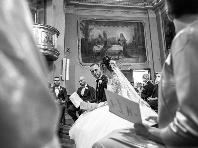 Il matrimonio di Francesco e Sofia a Cornaredo, Milano 76