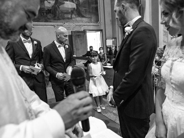 Il matrimonio di Francesco e Sofia a Cornaredo, Milano 82