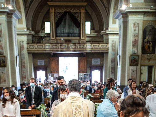 Il matrimonio di Francesco e Sofia a Cornaredo, Milano 94