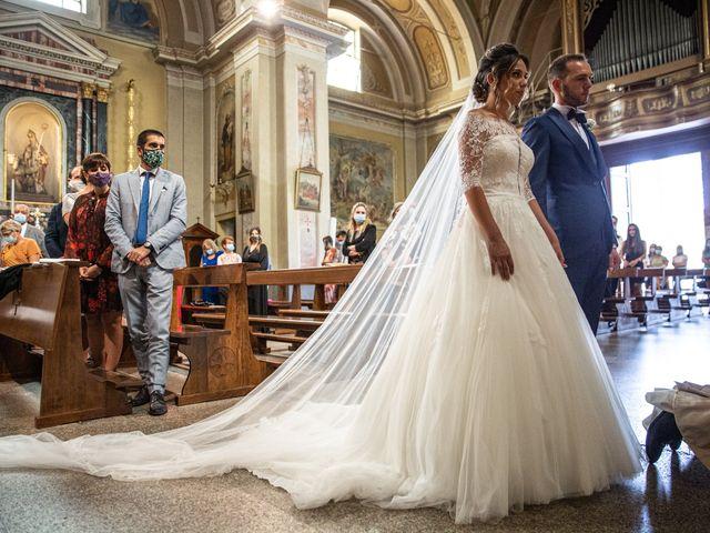 Il matrimonio di Francesco e Sofia a Cornaredo, Milano 96