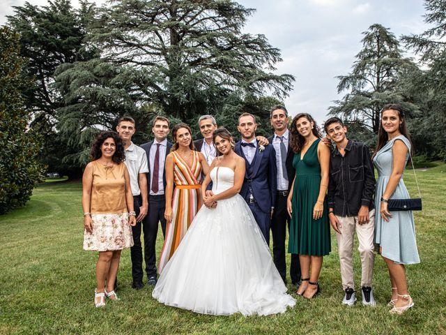 Il matrimonio di Francesco e Sofia a Cornaredo, Milano 107