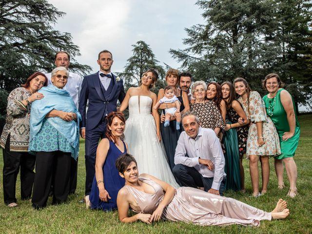 Il matrimonio di Francesco e Sofia a Cornaredo, Milano 110