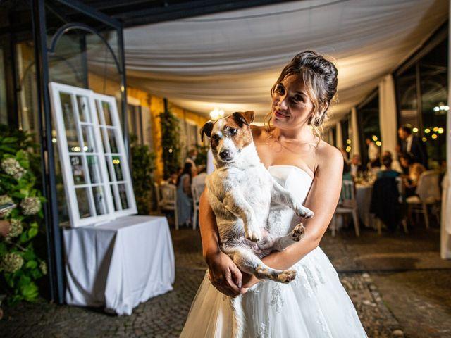 Il matrimonio di Francesco e Sofia a Cornaredo, Milano 125