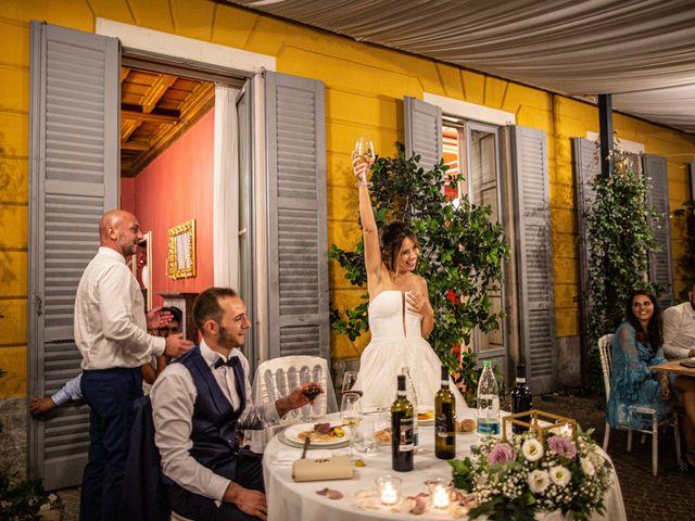 Il matrimonio di Francesco e Sofia a Cornaredo, Milano 130