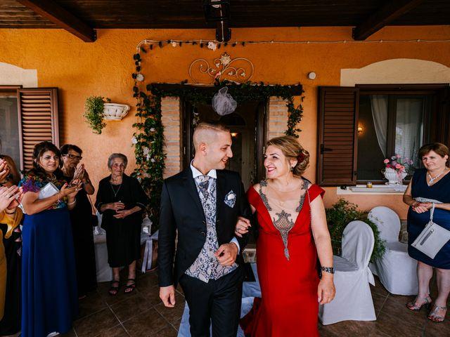 Il matrimonio di Maria Grazia e Giuseppe a Marina di Gioiosa Ionica, Reggio Calabria 25