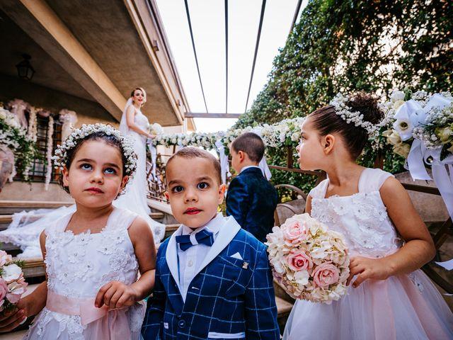 Il matrimonio di Maria Grazia e Giuseppe a Marina di Gioiosa Ionica, Reggio Calabria 27
