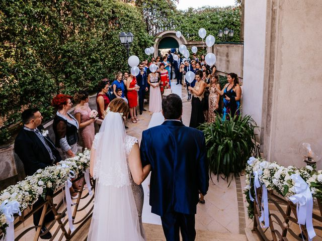 Il matrimonio di Maria Grazia e Giuseppe a Marina di Gioiosa Ionica, Reggio Calabria 28