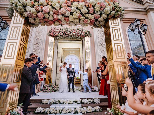 Il matrimonio di Maria Grazia e Giuseppe a Marina di Gioiosa Ionica, Reggio Calabria 33