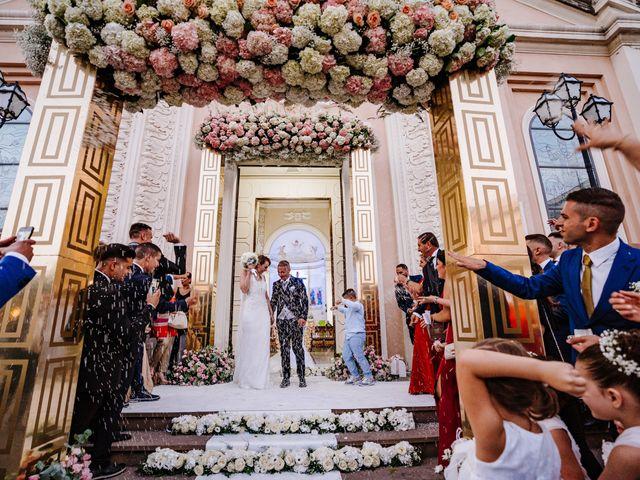 Il matrimonio di Maria Grazia e Giuseppe a Marina di Gioiosa Ionica, Reggio Calabria 34