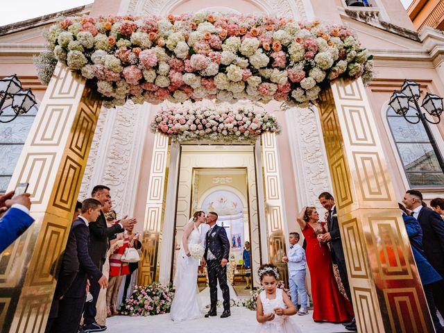 Il matrimonio di Maria Grazia e Giuseppe a Marina di Gioiosa Ionica, Reggio Calabria 35