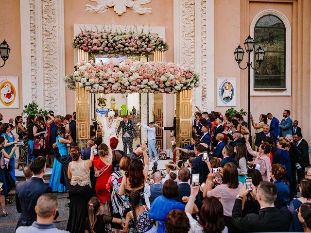 Il matrimonio di Maria Grazia e Giuseppe a Marina di Gioiosa Ionica, Reggio Calabria 37