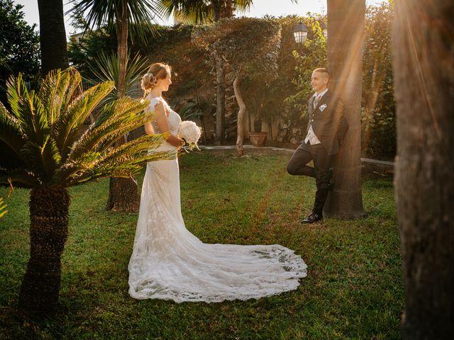 Il matrimonio di Maria Grazia e Giuseppe a Marina di Gioiosa Ionica, Reggio Calabria 38