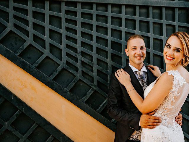 Il matrimonio di Maria Grazia e Giuseppe a Marina di Gioiosa Ionica, Reggio Calabria 41