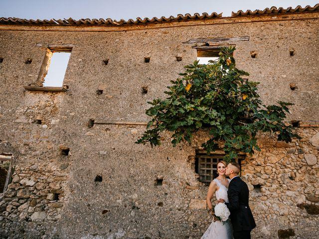 Il matrimonio di Maria Grazia e Giuseppe a Marina di Gioiosa Ionica, Reggio Calabria 44