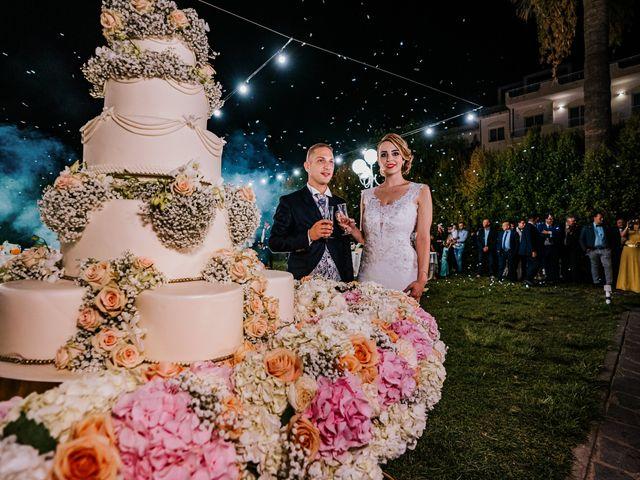 Il matrimonio di Maria Grazia e Giuseppe a Marina di Gioiosa Ionica, Reggio Calabria 56