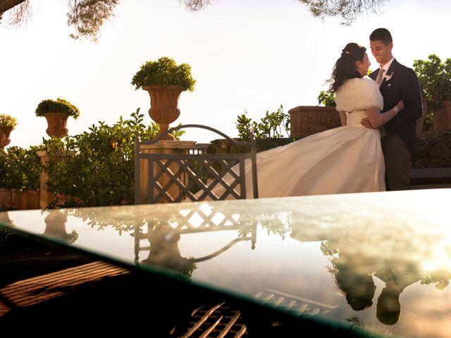 Il matrimonio di Valentina e Antonino a Trecastagni, Catania 6