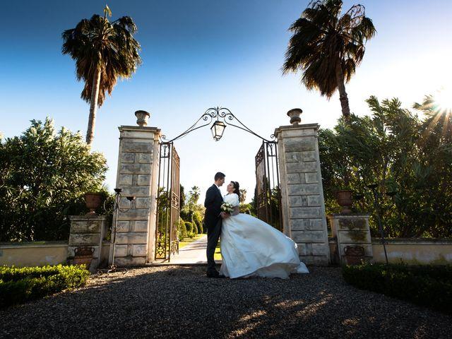 Il matrimonio di Valentina e Antonino a Trecastagni, Catania 7