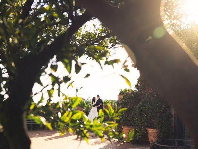 Il matrimonio di Valentina e Antonino a Trecastagni, Catania 8