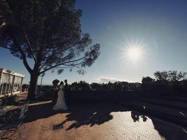 Il matrimonio di Valentina e Antonino a Trecastagni, Catania 17