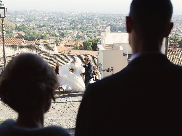 Il matrimonio di Valentina e Antonino a Trecastagni, Catania 18