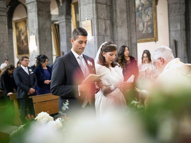Il matrimonio di Valentina e Antonino a Trecastagni, Catania 22