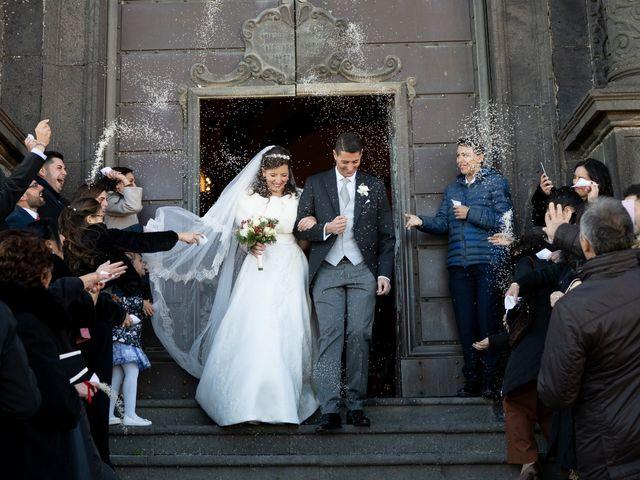 Il matrimonio di Valentina e Antonino a Trecastagni, Catania 23