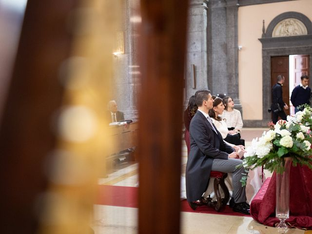 Il matrimonio di Valentina e Antonino a Trecastagni, Catania 24