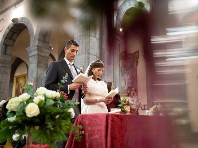 Il matrimonio di Valentina e Antonino a Trecastagni, Catania 26